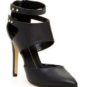 DV Dolce Vita Ferris Sandal Ankle Strap Open Vamp